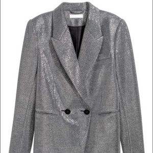 Glittery Jacket - H&M
